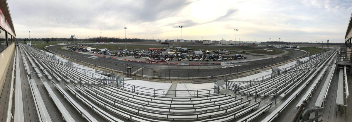 TRACK: #3/2017 Lucas Oil Raceway Park