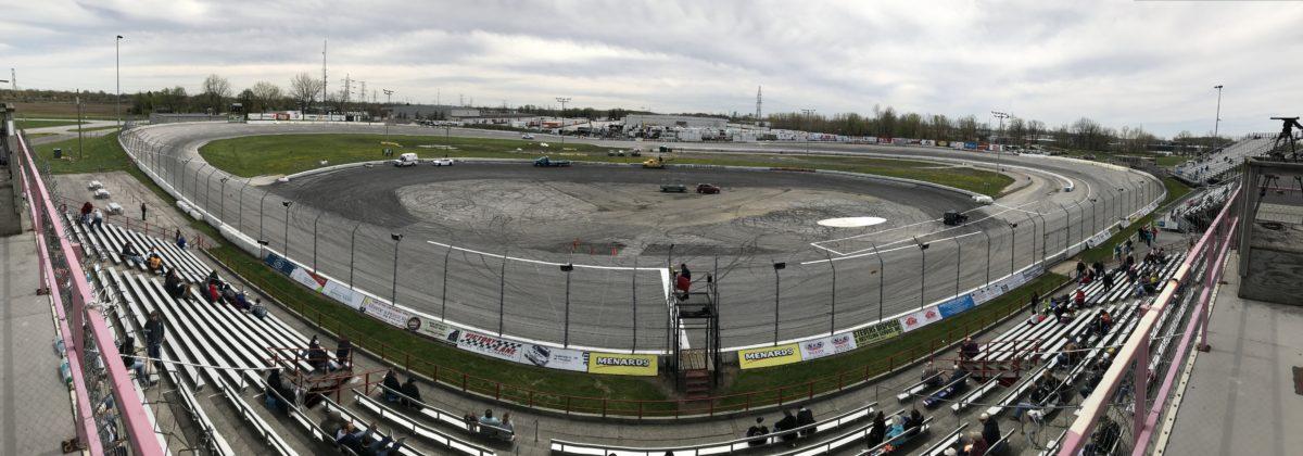TRACK #4/2017 Toledo Speedway